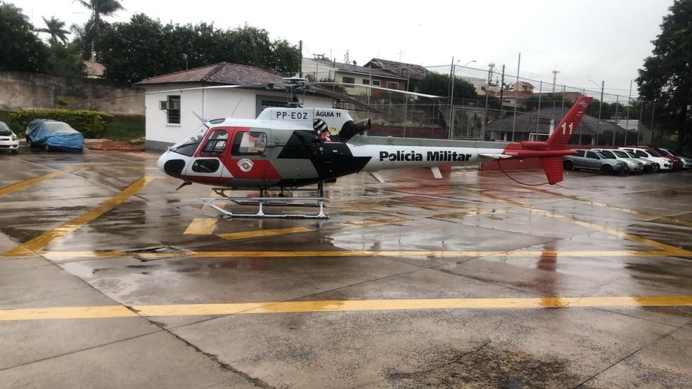 Polícia Militar ajudou a realizar o primeiro transplante de coração no HC de Botucatu (SP) — Foto: Polícia Militar/Divulgação