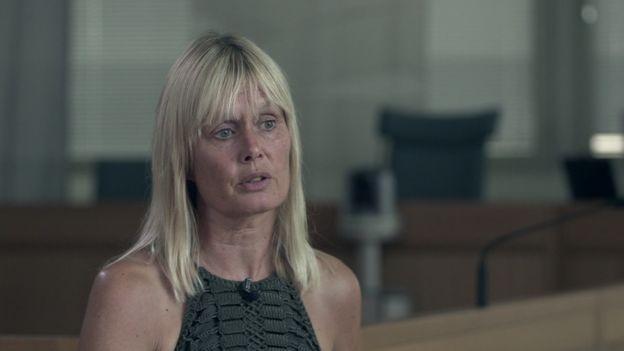 Ulrika Rogland afirma que, com falta de estrutura da polícia, casos de estupro ficam empilhados, têm de esperar, mas índices desse tipo de crime não estão mais altos (Foto: BBC)
