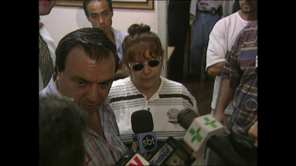 Gil Gomes — Foto: Reprodução/TV Globo