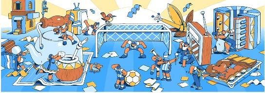 Doodle Argentina (Foto: Reprodução/Google)