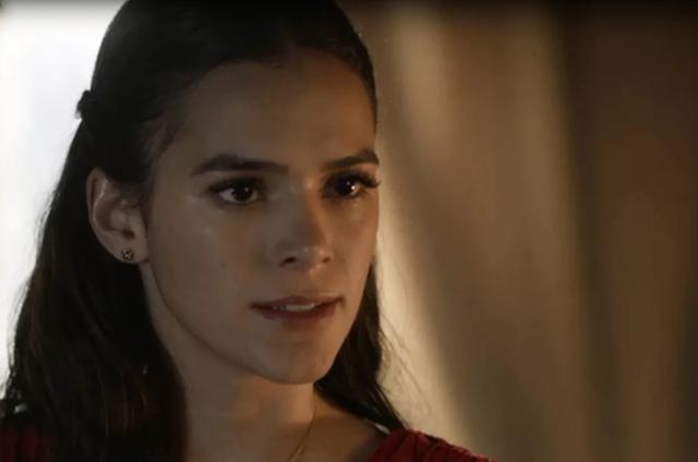 Bruna Marquezine, a Catarina de 'Deus salve o rei' (Foto: TV Globo)