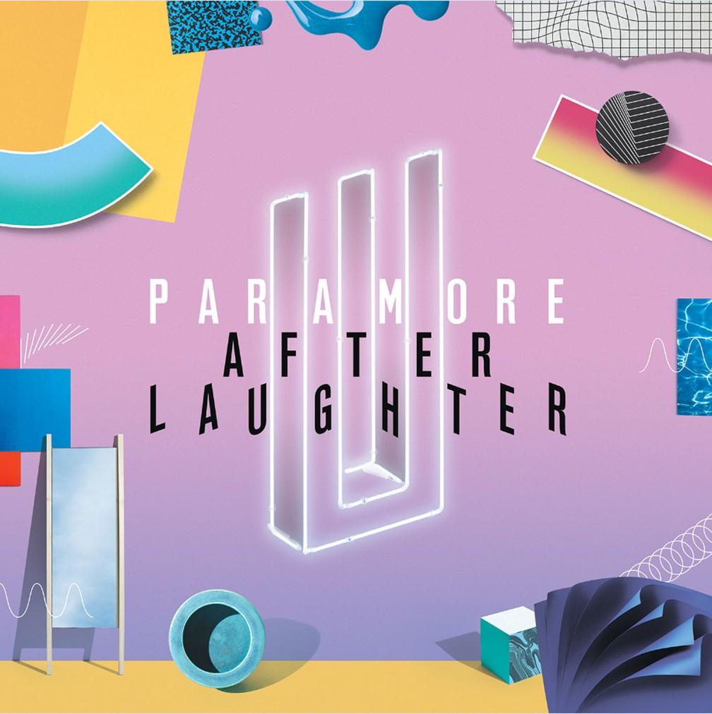 Capa do disco 'After Laughter', do Paramore (Foto: Divulgação)