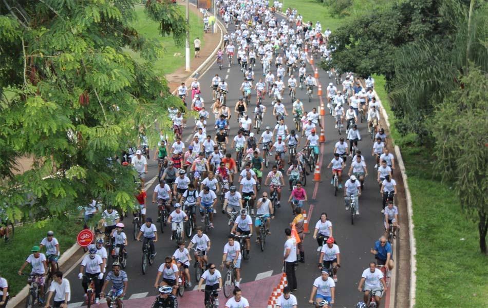 Ribeirão Preto recebe passeios ciclísticos em comemoração à Semana Nacional do Trânsito - Notícias - Plantão Diário
