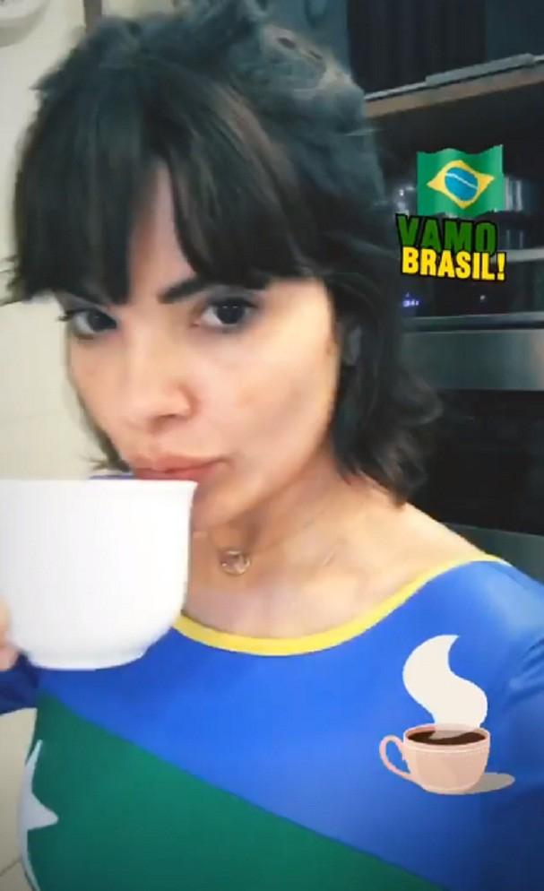Vanessa Giácomo (Foto: Instagram/Reprodução)