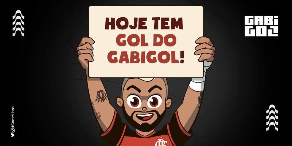Gabigolzinho — Foto: Divulgação / 4COMM