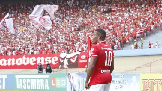 Foto: (Douglas Monteiro/Vila Nova)