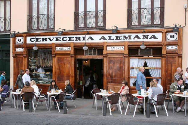 Cerveceria Alemana (Foto: divulgação)