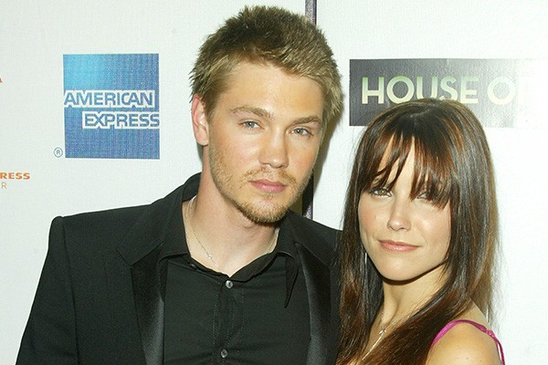 Chad Michael Murray e Sophia Bush (Foto: Getty Images)