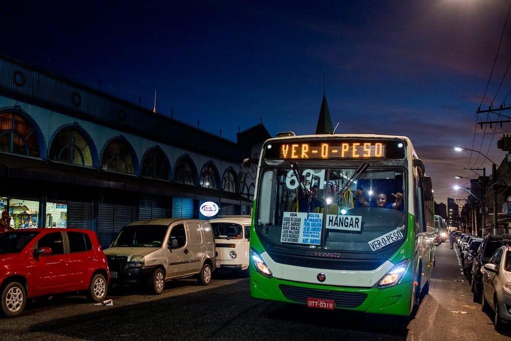 Prefeitura de Belém aprova lei que permite que passageiros desembarquem de ônibus fora dos pontos de parada