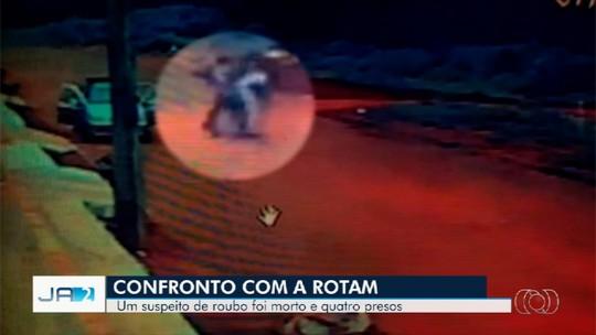 7e977439f4c Vídeo mostra quando motorista é baleado após reagir a assalto em Goiânia