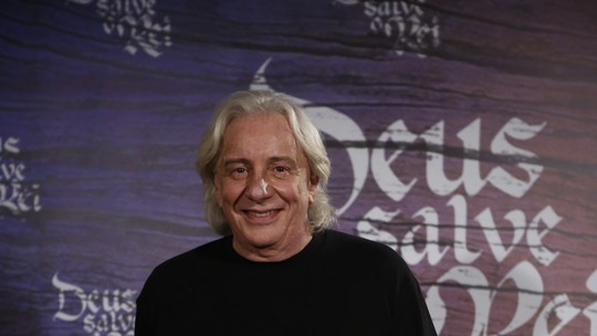 Marco Nanini retorna a trama de 'Deus Salve o Rei'; veja vídeo