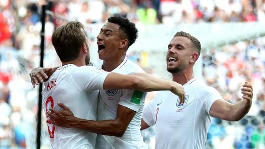 Assista aos gols de Inglaterra 6 x 1 Panamá