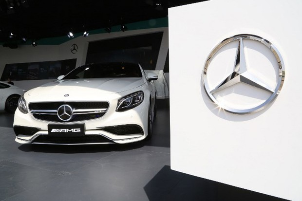 Mercedes-Benz (Foto: LI ZHIPENG / IMAGINECHINA)