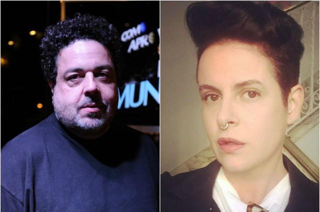 Alexandre Machado e Fernanda Young (Foto: Divulgação/ Reprodução)