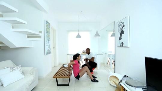 Analu: dicas de exercícios em casa 2