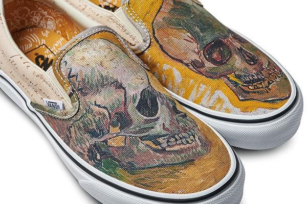 Tênis Vans da coleção Vans X Van Gogh Museum (Foto: Vans/Divulgação)