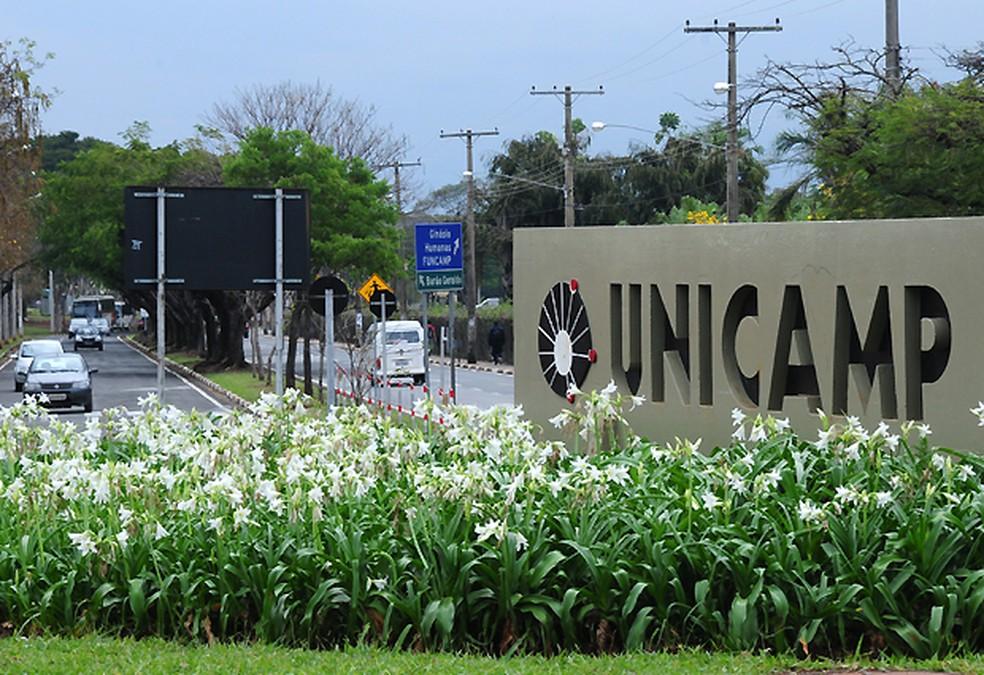 A Universidade Estadual de Campinas (Unicamp) está com vagas abertas para premiados de olimpíadas de conhecimento no Vestibular 2021 — Foto: Neldo Cantanti/Unicamp