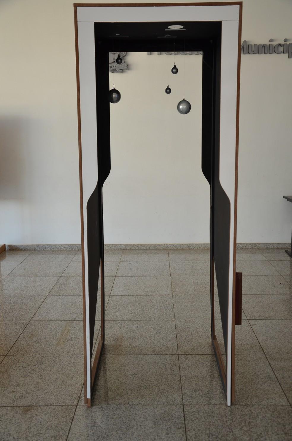 Instalações promovem interação sensorial (Foto: Divulgação/Assessoria de Imprensa da Prefeitura de São Carlos )