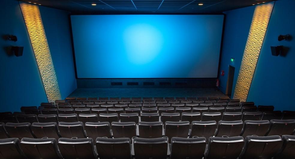 Cinemas de grandes redes vão ficar fechados por medidas contra coronavírus — Foto: Divulgação