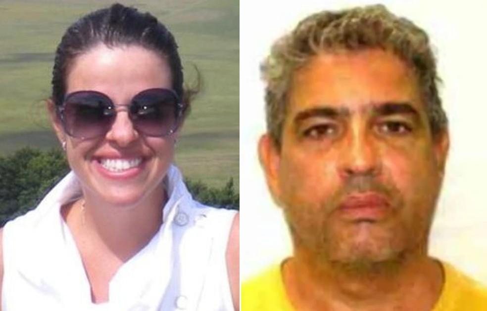 Ex-marido preso em flagrante pela morte de juíza fica em silêncio na delegacia — Foto: Reprodução/TV Globo