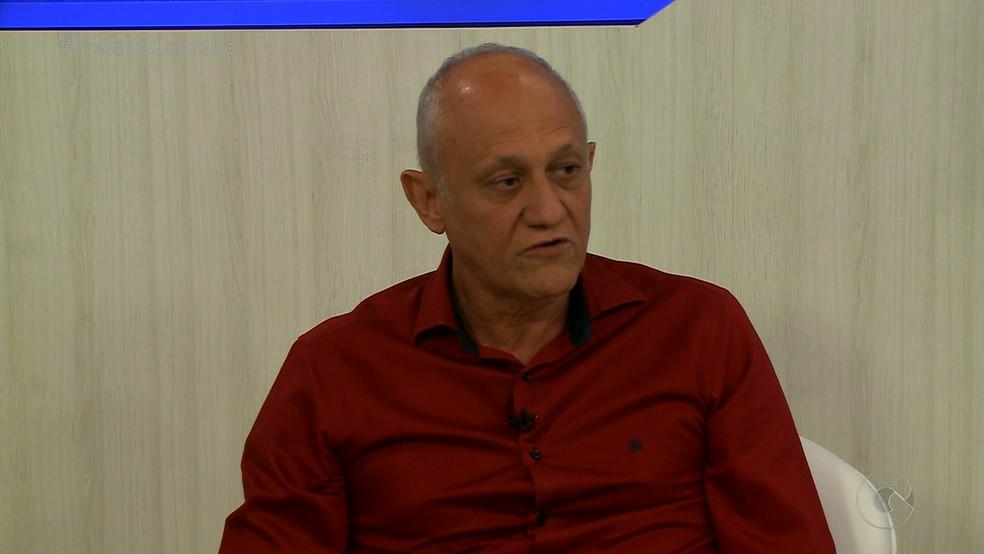 Prefeito de Cabrobó Marcílio Cavalcanti (Foto: Reprodução/ TV Grande Rio)