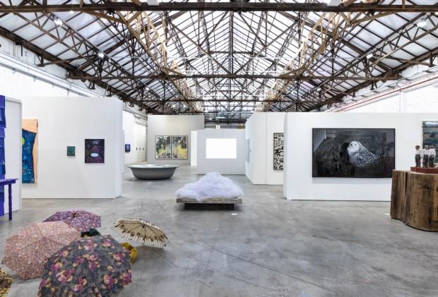 Colecionadores de arte do Rio criam galpão aberto para abrigar obras (Foto: Ruy Teixeira)
