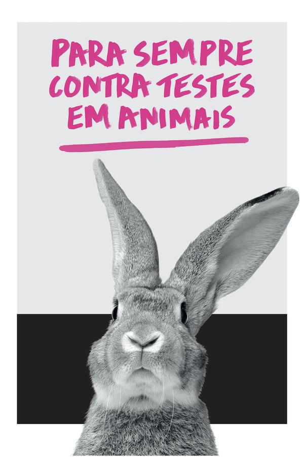 Ato contra testes em animais acontece neste domingo, em SP (Foto: Divulgação)
