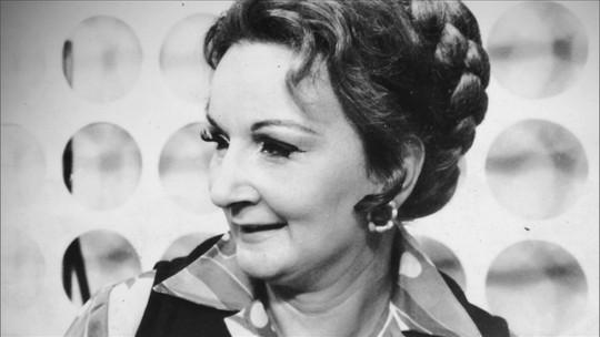 'Documentário' mostra o pioneirismo de Edna Savaget na televisão