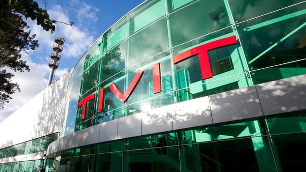 Fachada da Tivit , empresa de TI fundada pelo ex-tenista Luiz Mattar (Foto: Divulgação)