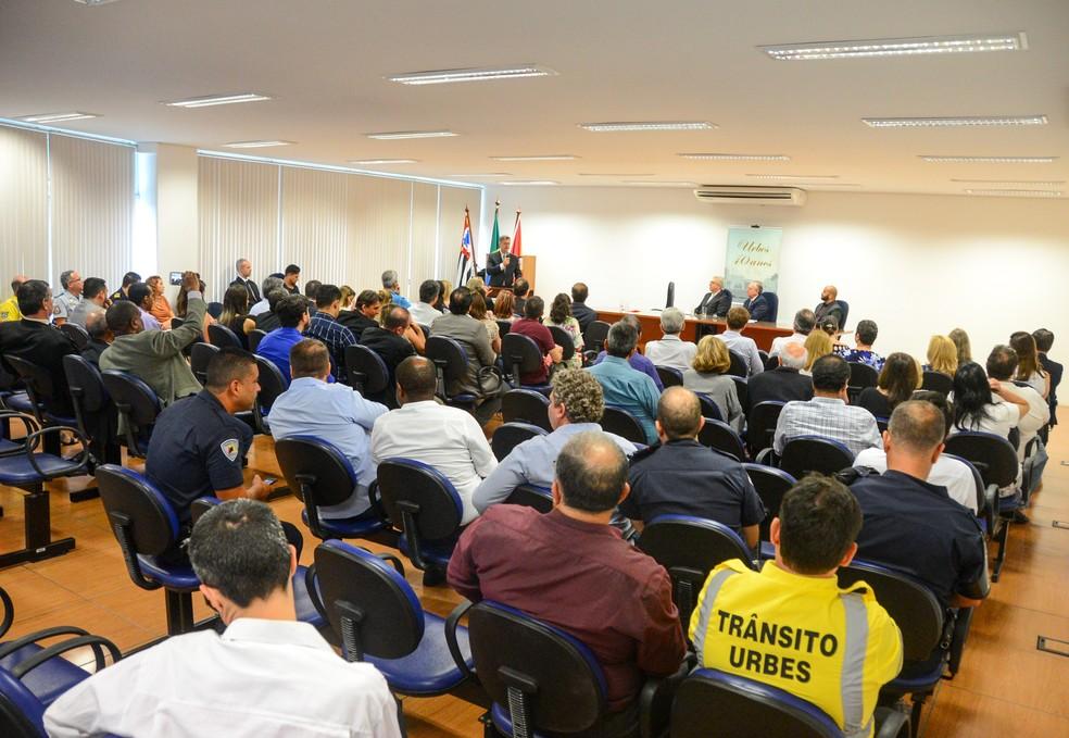 Primeira Ferramenta Virtual contra Infrações de Trânsito foi lançada nesta sexta-feira (30) — Foto: Divulgação