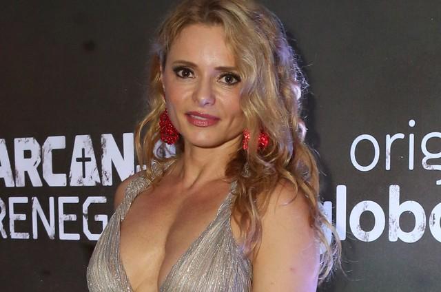 Rita Guedes está no elenco de 'Arcanjo renegado' (Foto: Divulgação/TV Globo)