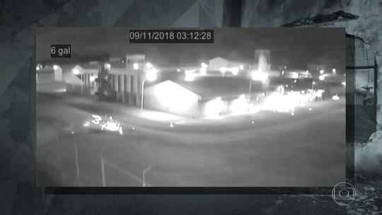 Imagens e áudios mostram como foi ação que soltou 29 presos no PR