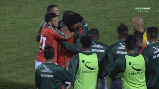"""Gol nos acréscimos gera cobrança por atenção no Londrina: """"Não pode desligar"""""""