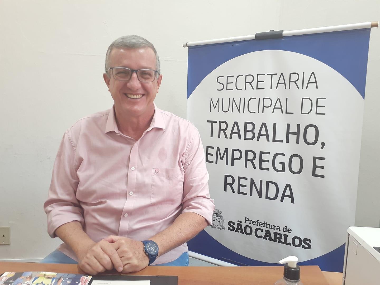 Secretário de Trabalho, Emprego e Renda de São Carlos, Nino Mengatti, é internado na UTI