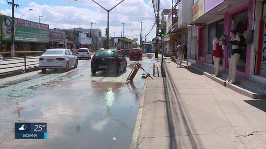 Avenida Presidente Kennedy, em Olinda, passa por obras de revitalização