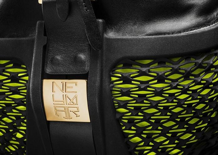 Bolsa tem nomes dos jogadores cravados em ouro (Foto: Divulgação/Nike)