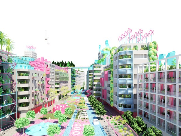 Cidades no pós-pandemia: escritório propõe projeto de adaptação para os grandes centro urbanos