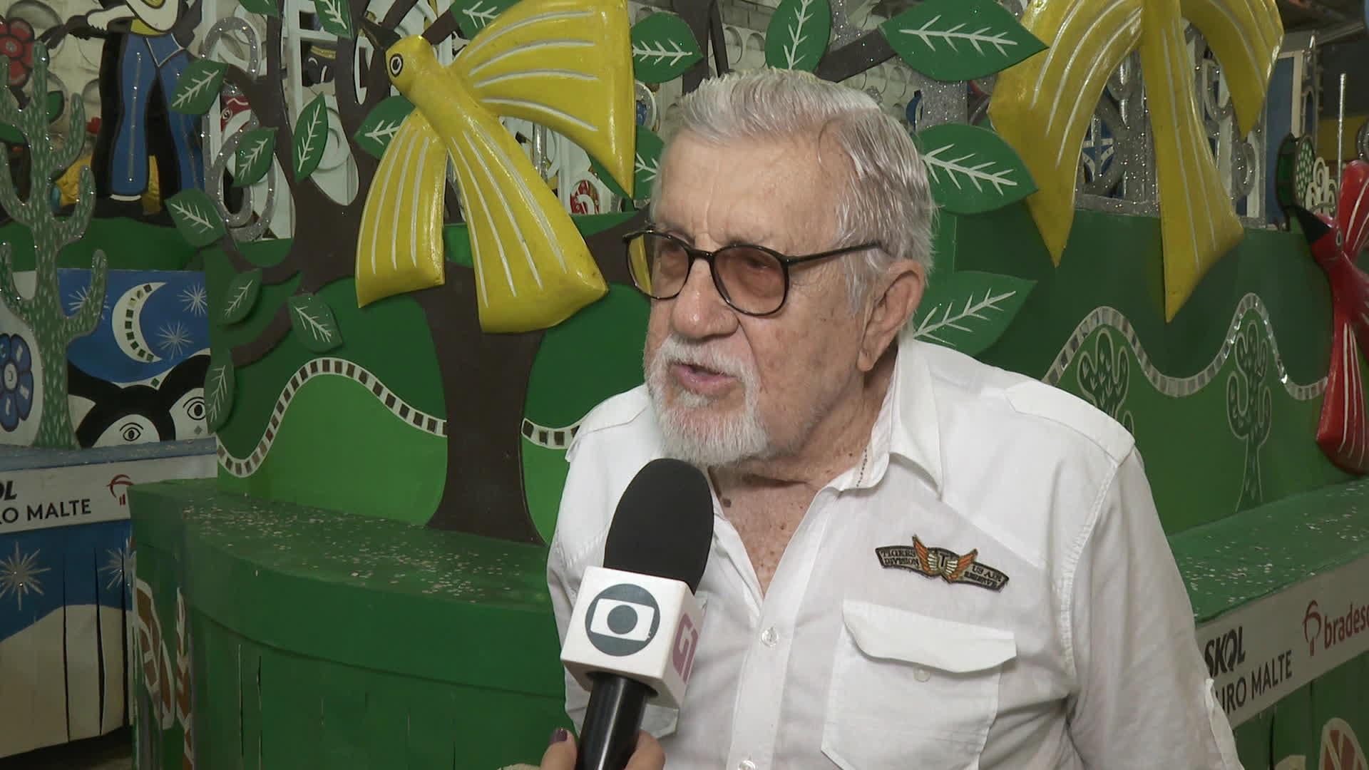 Ary Nóbrega morre no Recife, aos 87 anos
