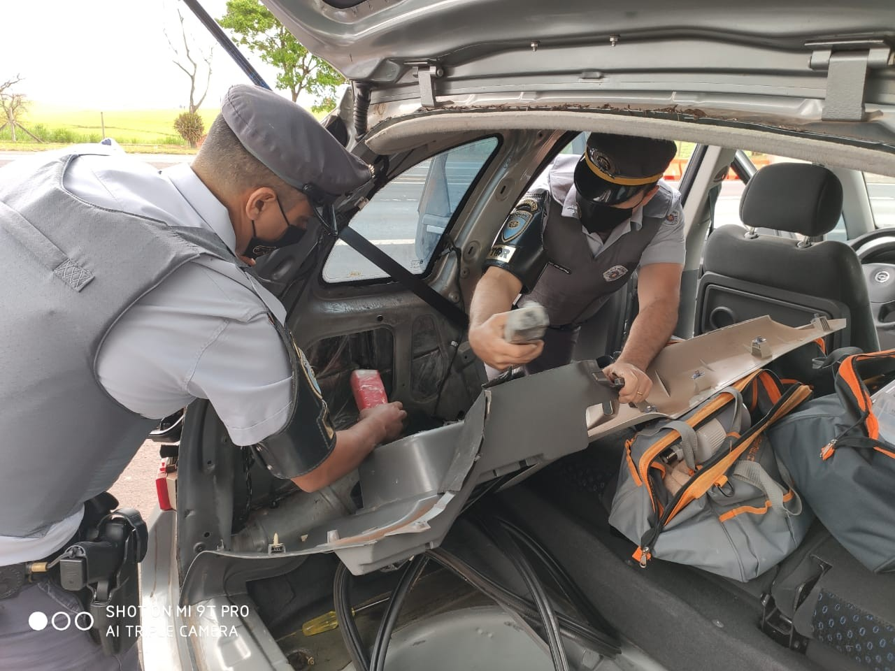 Homem é preso com quase 30 quilos de cocaína em rodovia de Ourinhos