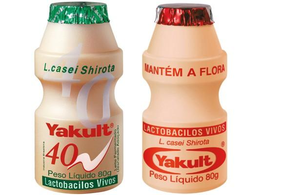 Yakult (Foto: Divulgação)