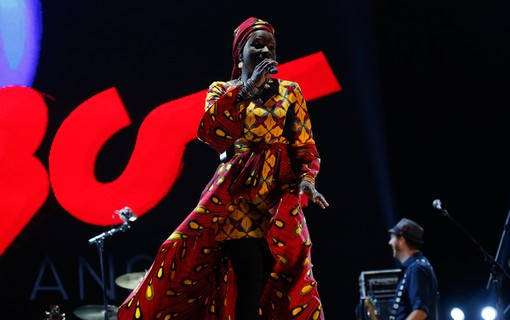 Angelique Kidjo e Richard Bona