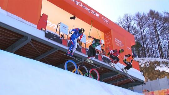 Esqui Estilo Livre - Cross - Final - Masculino