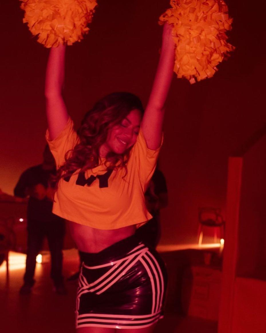 Beyonce Apresenta Teaser De Sua Sua Collab Com A Adidas