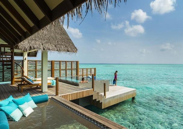 Four Seasons Maldivas (Foto: Reprodução)