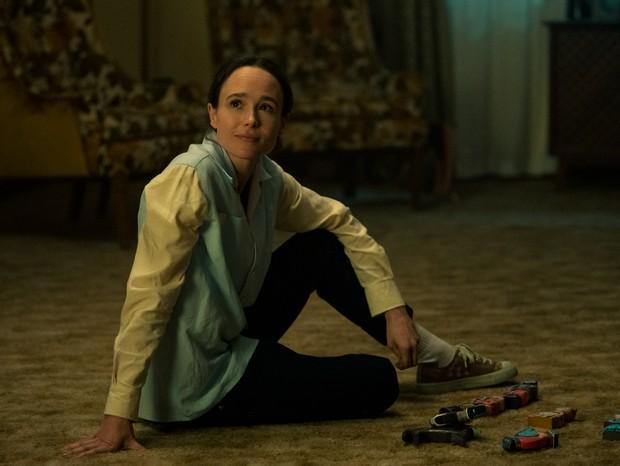 Ellen Page como Vanya (Foto: Christos Kalohoridis/Netflix)