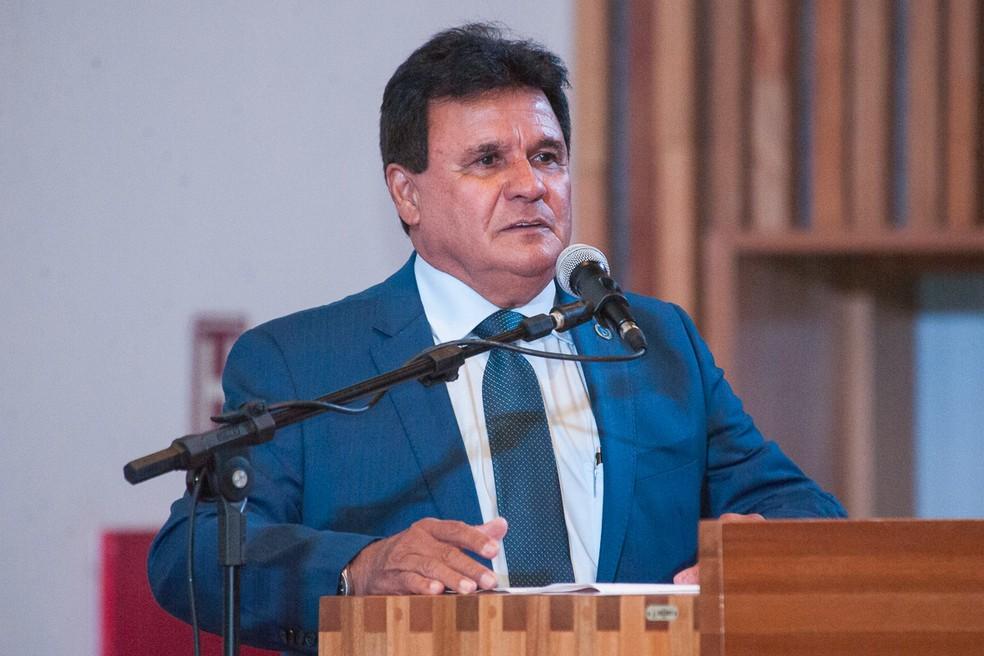 Deputado distrital Valdelino Barcelos (PP). — Foto: Câmara Legislativa do DF/Divulgação