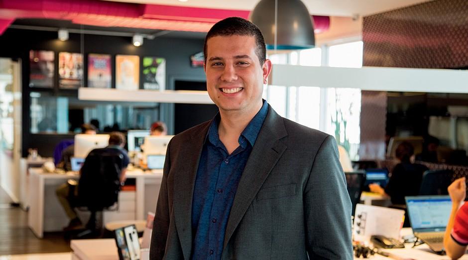 Rafael Bizzi Moraes, da Joystick, que organiza competições e contrata cosplayers para ações comerciais (Foto: Divulgação)