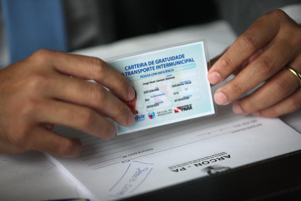 Recadastramento vai de segunda, 25, a sexta-feira, 29, em Belém. (Foto: Reprodução / Agência Pará)