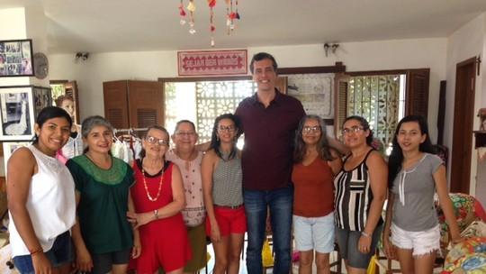 Casa das Rendeiras de Ilha Grande recebe ajuda do Missão Digital