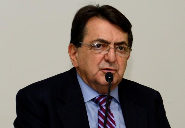 Paulo Afonso Ferreira, presidente interino da CNI (Foto: Miguel Ângelo/Agência CNI de Notícias)